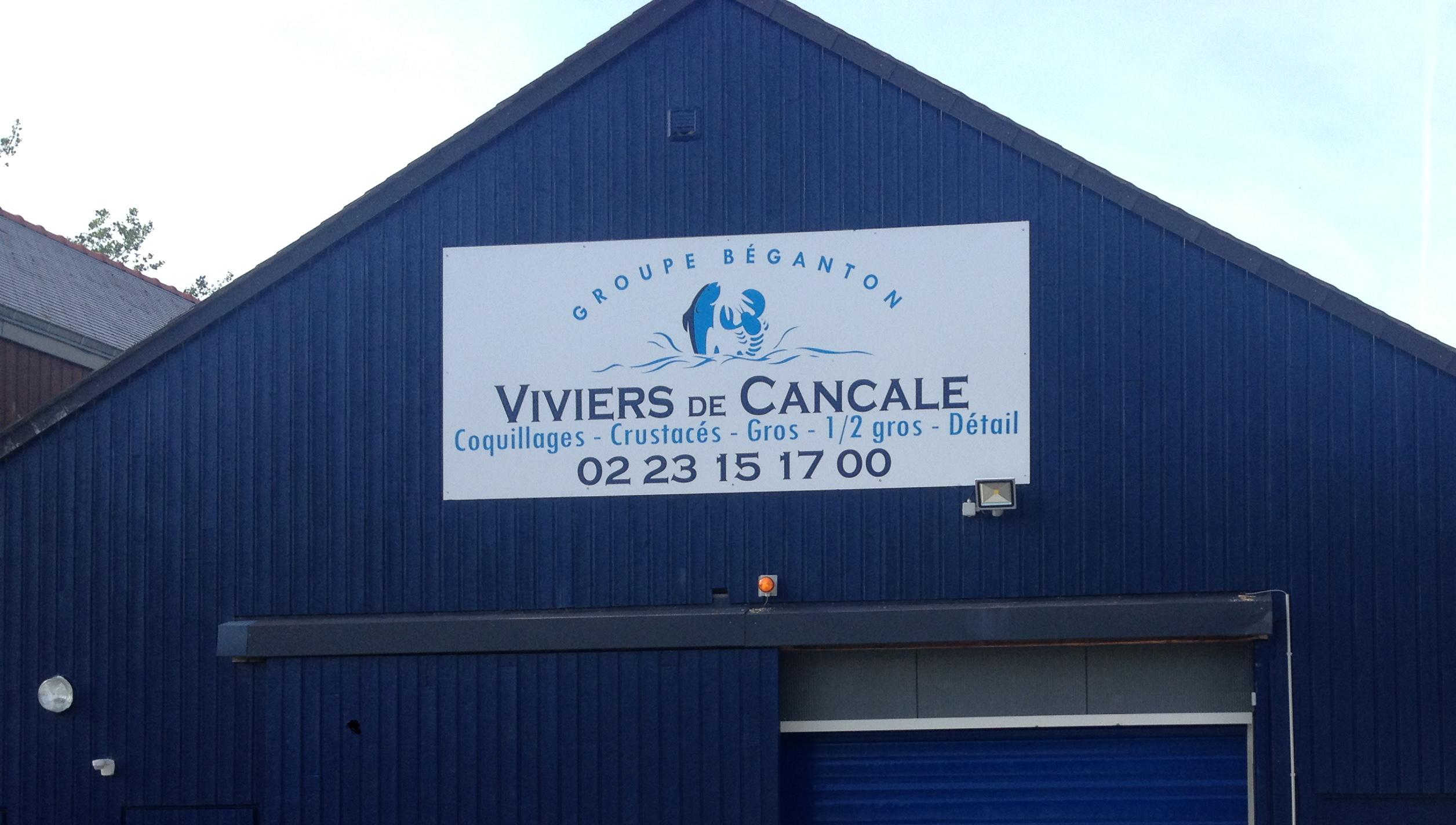 Le renouveau des Viviers de Cancale