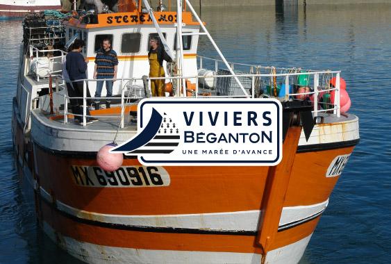 Apprentis CGEM (Conduite et Gestion des Entreprises Maritimes option Pêche (sur 2 ans)) en formation en alternance