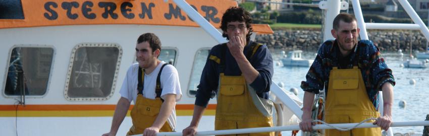 À quoi ressemble le métier de marin pêcheur aujourd'hui ?
